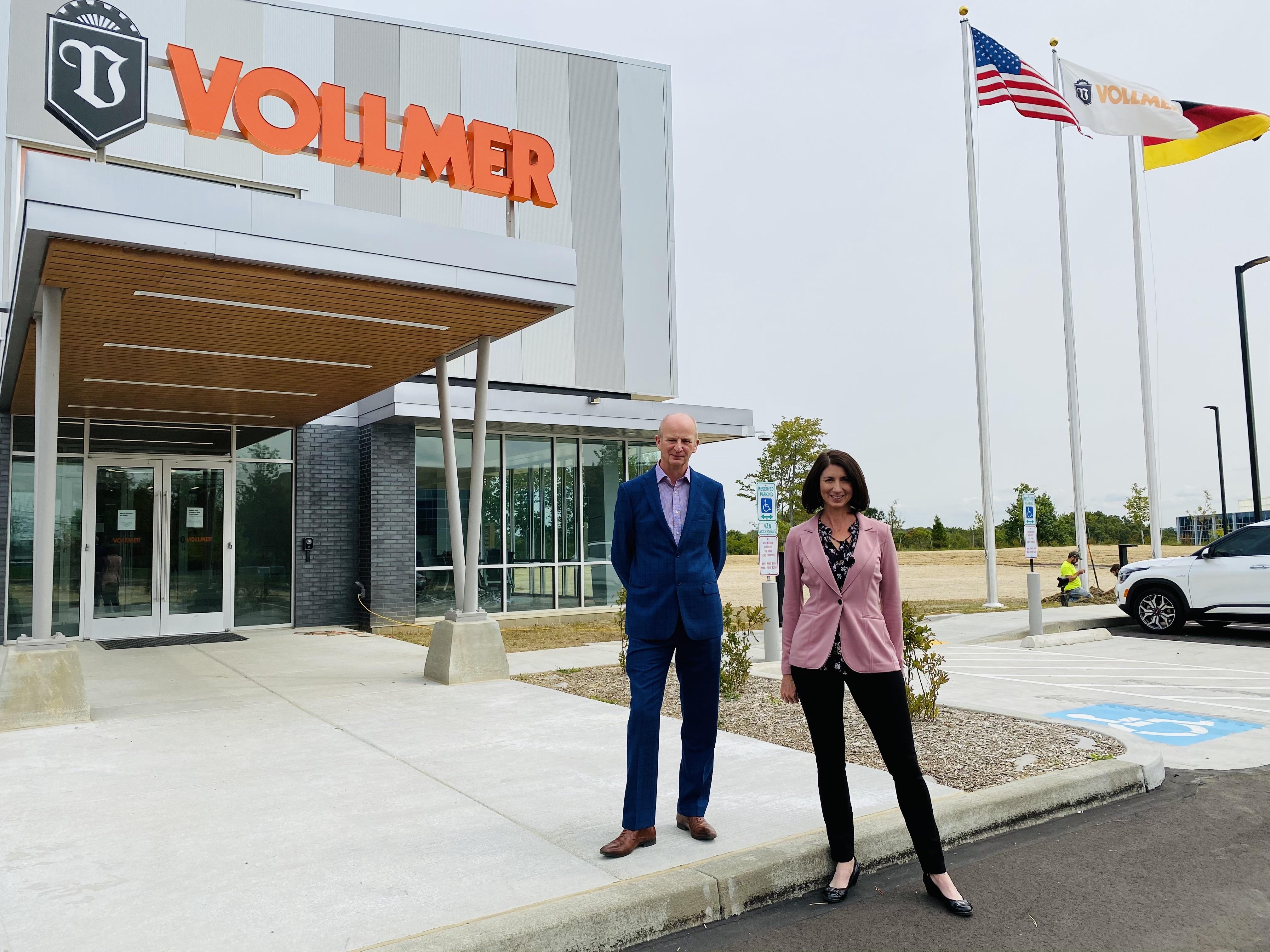 Vollmer of America HQ